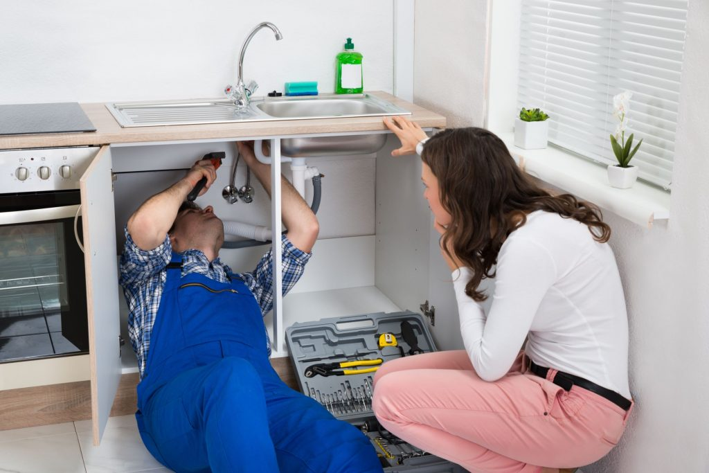 Residential Plumbing Repairs and Installations